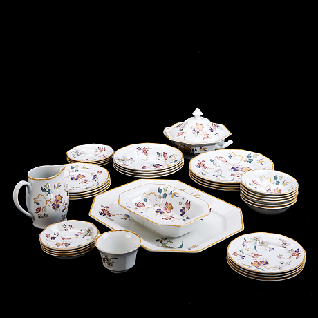 Wedgewood Devon Rose servis