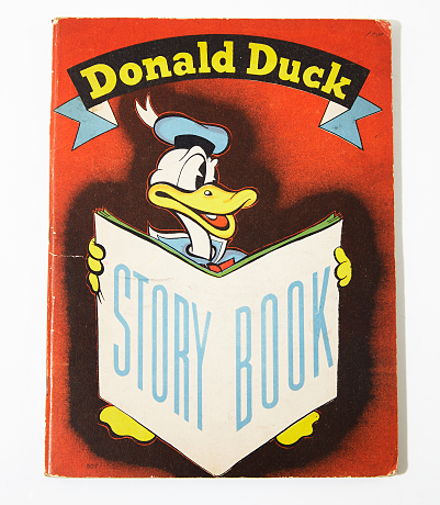 Donald Duck Story Book 1937