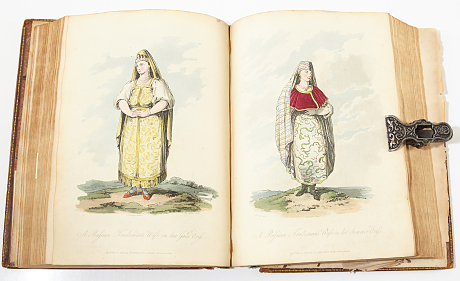 Porter Travelling Sketches in Russia 1809