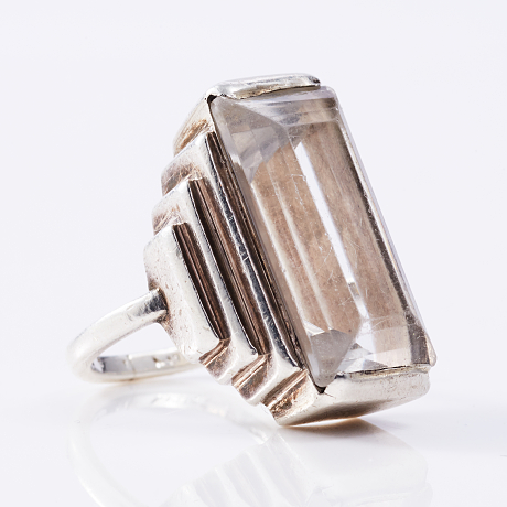 Wiwen Nilsson, ring sterlingsilver