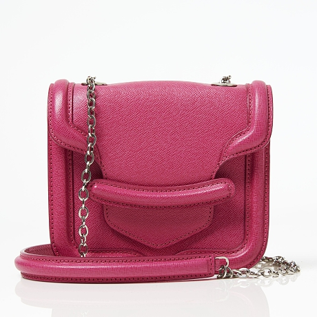 Alexander McQueen Heroine Flap Shoulder Bag