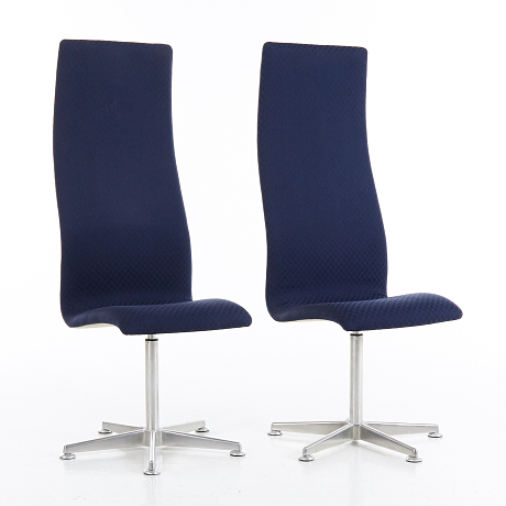 Arne Jacobsen ''Oxford'' stolar