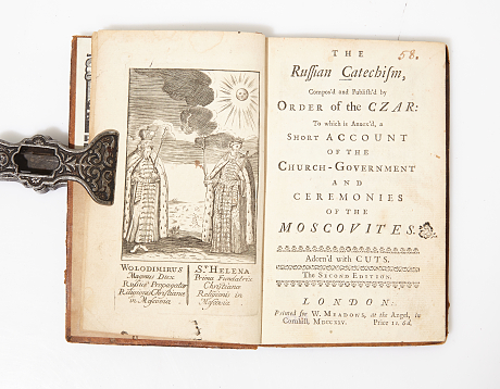 The Russian Catechism 1725