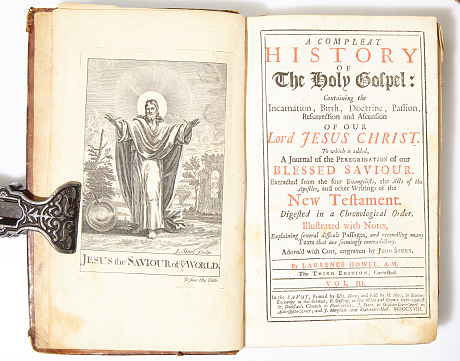 Howel's History of the Holy Bible 1718