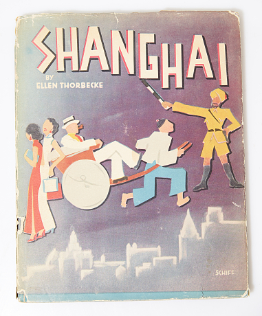Thorbecke Shanghai 1941
