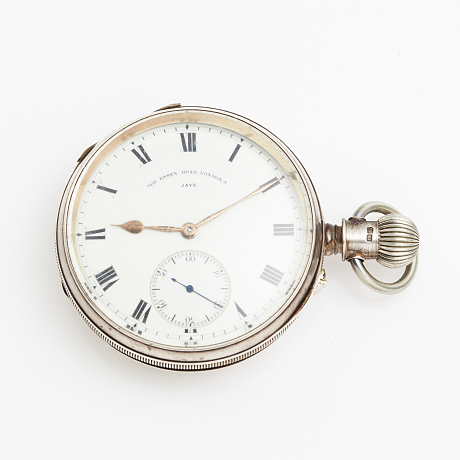 Jays mens pocket watch