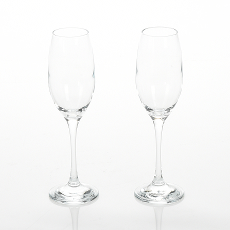 Champagneglas Cutler