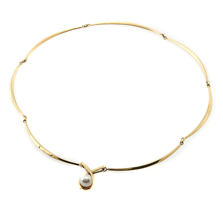 Edition Amour Elon Arenhill collier 18K