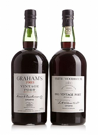 Mixed lot: Vintage Graham 1983