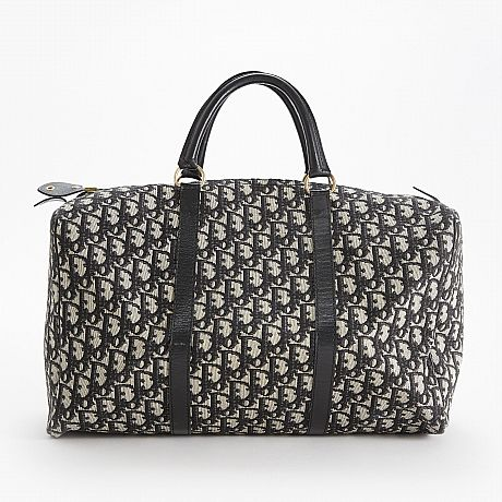 Christian Dior, handväska Trotter Boston bag