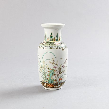 Vase with flowers (Selected)