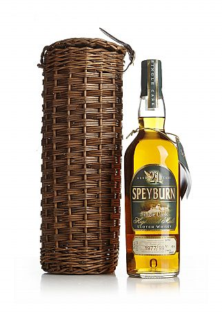 Speyburn 1977 21 Years Single Cask
