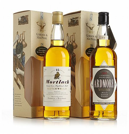 Mixed lot: Mortlach & Ardmore 1981