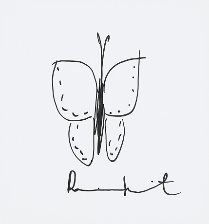 Damien Hirst, Butterfly