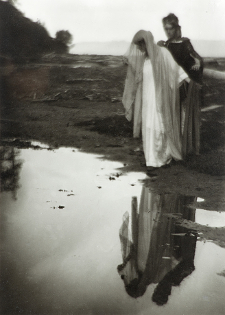 Imogen Cunningham By the Waters