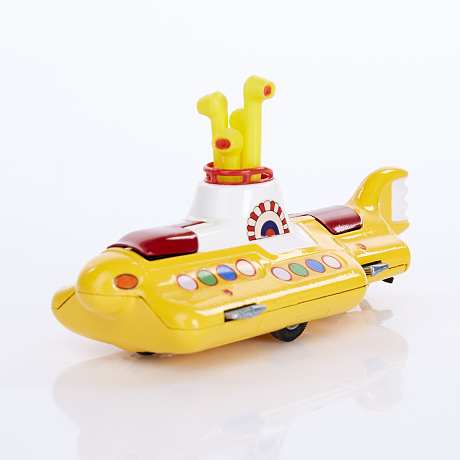 Pop & Rock - The Beatles Yellow submarine modell