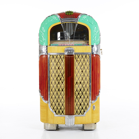 Jukebox Rock-Ola m. 1428 1948-1949