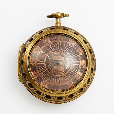 Daniel Quare mens pocket watch