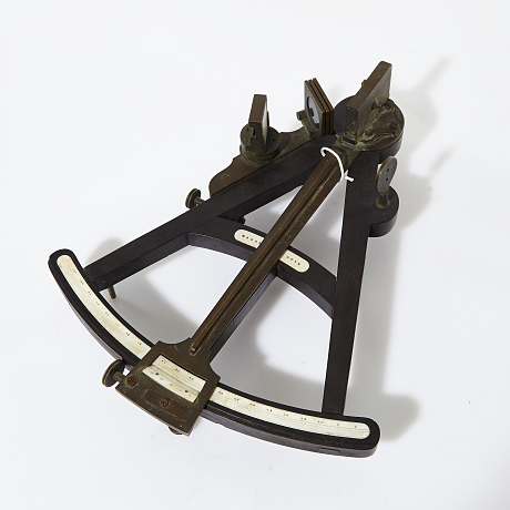 Harrison Hull sextant