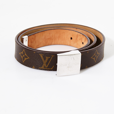 Louis Vuitton skärp