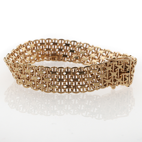 Edition Luxe Armband 18K